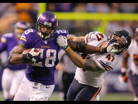 Adrian Peterson Top 5 Runs