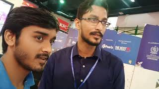 Facial Recognition Technology at Expo Centre Karachi | 19th ITCN Asia Conference