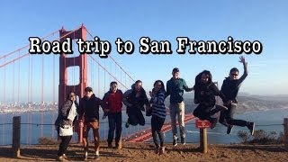 Road trip to SFO || ChaChaDiaries Vlogs