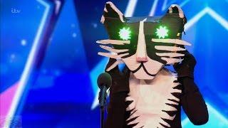 Britain's Got Talent 2017 XXXX Mash-Up Compilation Full Audition S11E01