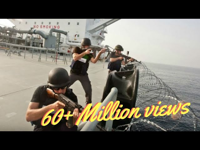 Somali Pirates VS Ship's Private Security Guards