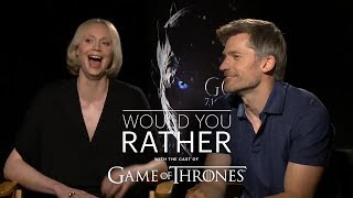 """Download The Cast of Game of Thrones Plays """"Would You Rather"""" Mp3 and Videos"""