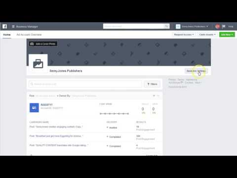 How to Remove a Facebook Page (ownership)