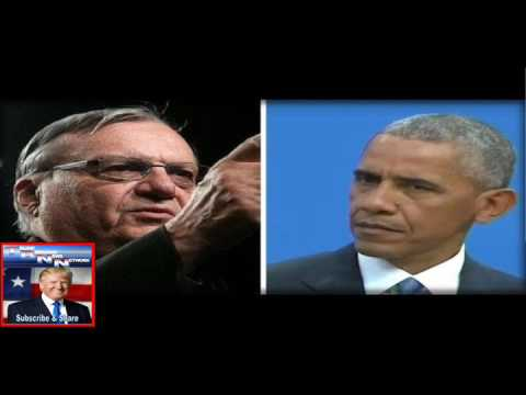 Sheriff Arpaio To Make Huge Announcement Regarding Obama's Birth Certificate