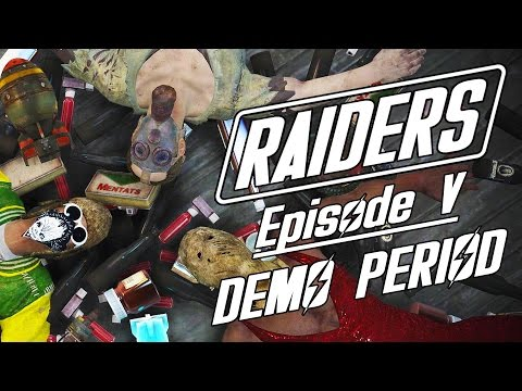 Raiders Ep 5 - Demo Period // Fallout 4 Machinima