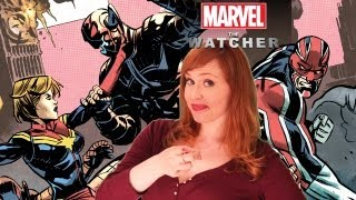 Marvel's The Watcher 2013 -Episode 16 - Thor The Dark World & New Deadpool Game