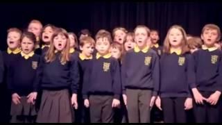 Niña Autista canta como ángel el Aleluya de Cohen
