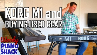 Korg M1 plus advice on buying used synths