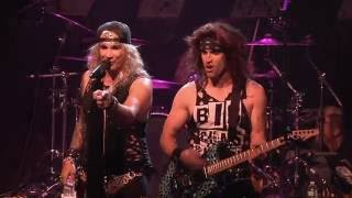STEEL PANTHER TURN OUT THE LIGHTS 6 camera live video new orleans 5-27-16