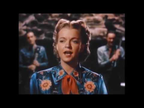 "Dale Evans Sings ""I Love the West"" (From ""Bells of San Angelo"", 1947)"