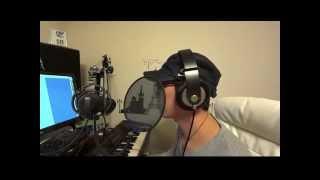 今回は、N'SYNCのThis I Promise Youを弾き語りでカバーしました。短い...