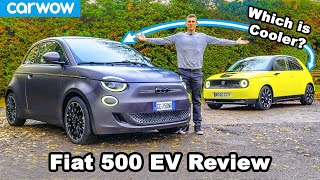 New Fiat 500 Electric review - better than the Honda e?