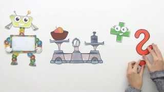 Einheiten für Gewichte - Übungen | Mathematik | Messen und Größen