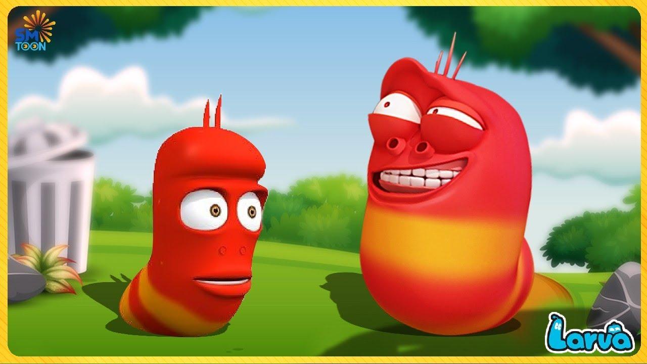 Larva: Garlic ( Season 3) Larva Cartoons - Comics ? Comedy Movies 2020 | New Animation Movies 2020
