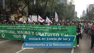 La manifestación será el 28 de septiembre de 2021