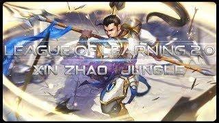 [ITA-GUIDA] UN JUNGLER SEMPLICE E FORTE - XIN ZHAO JUNGLE - League Of legends