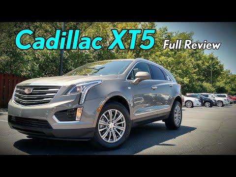 2018 Cadillac XT5: Full Review | Platinum, Premium Luxury & Luxury