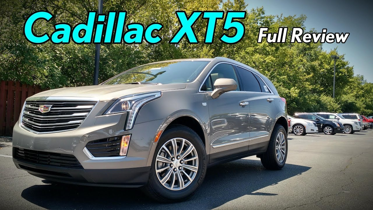 2018 Cadillac Xt5 Full Review Platinum Premium Luxury