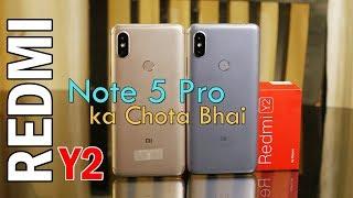 Redmi Y2 review, Unboxing - yeh hai Note 5 Pro ka Chota Bhai Rs. 9,999 mai