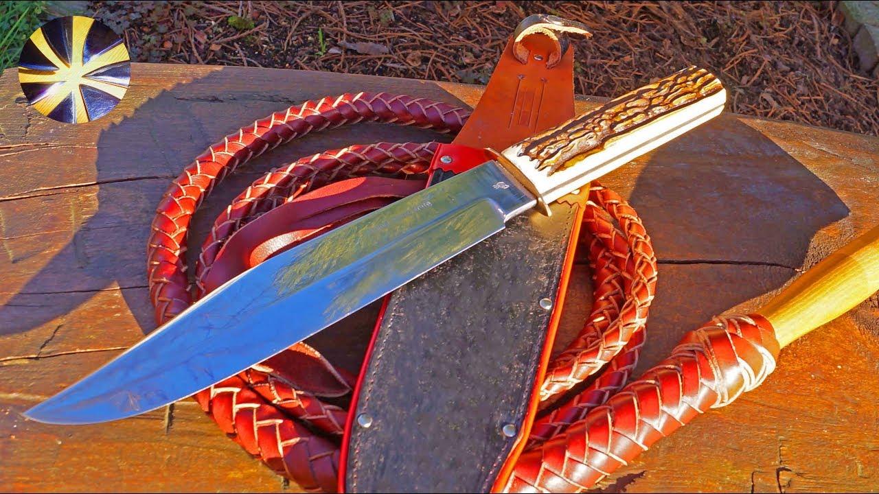 vintage Original Bowie Knives PIC Solingen & Solar Japan Sammler Collector  Messer Campknife Fahrten by Jake Ivdbach