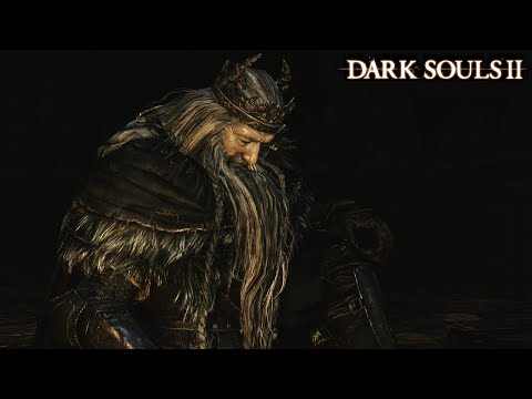 Dark Souls 2 - New Game+ and The Three Crowns - Finale