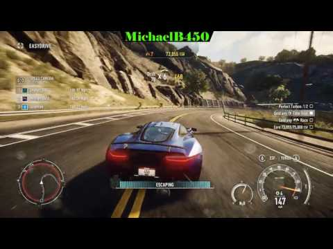 """Lets Play Need For Speed Rivals - Part 12 - """"Chapter 4 - Apex Predators"""" in Jag C-X75 - 04-07-2017"""