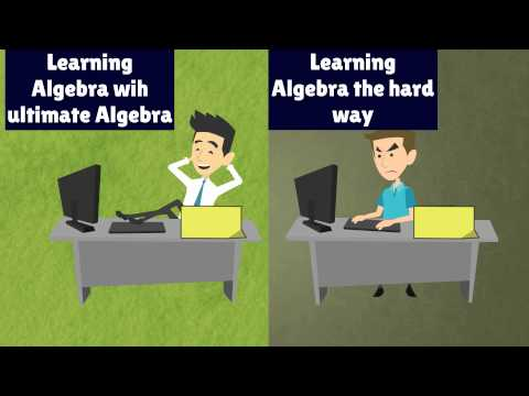 How to master Algebra in 2hrs Starting from the Absolute Beginning - FREE VIDEO COURSE