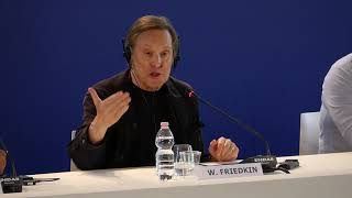 William Friedkin on the Meaning of Life and God Venice Film Festival 2017