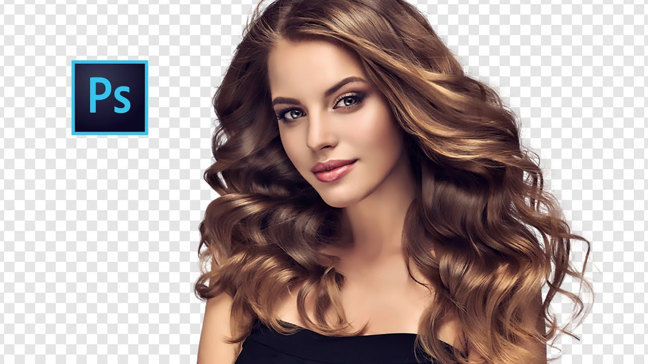 free hair style advanced way to cut out hair in photoshop 4523