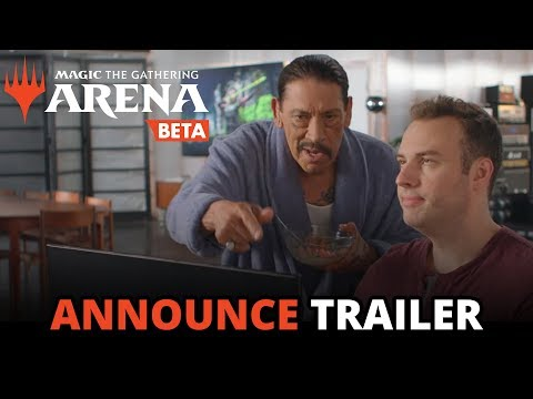 Magic: The Gathering Arena  Open Beta Announce