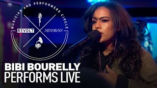 bibi bourelly performs live revolt sessions