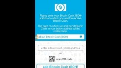 Received BCH Bitcoin Cash in Free from Zebpay By My Technical Support zebpay bitcoin india