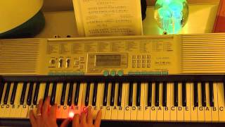 How to Play (Demo) ~ Right Here Waiting For You ~ Richard Marx ~ Cover ~ LetterNotePlayer ©