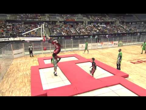 2012 SlamBall China Event Highlights