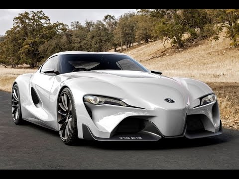 Toyota Supra 2016 >> 2016 Toyota Supra Twin Turbo Youtube
