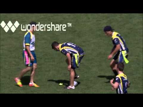 TAG FOOTBALL WORLD CUP OPEN MENS FINAL 2012