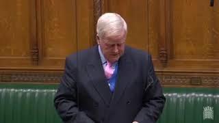 Col Bob Stewart DSO MP praises the RAF Regiment in parliament video