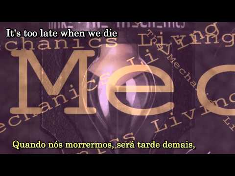 Mike And The Mechanics - The Living Years, with lyrics (tradução).mkv