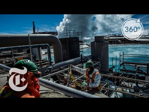 Generating Green Energy in a Chilean Desert | Daily 360 | New York Times