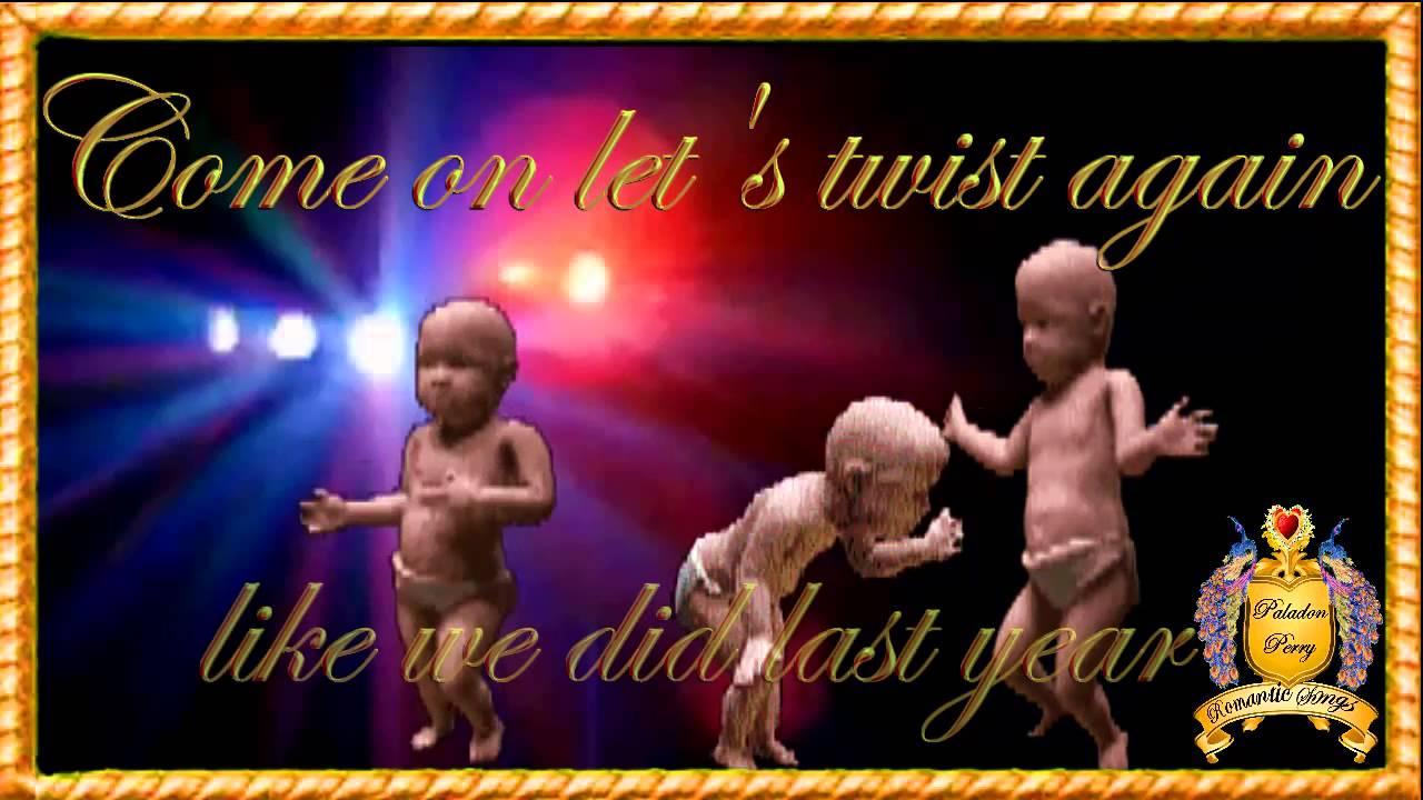 Lyrics chubby cecker lets twist again, juicy ts mov