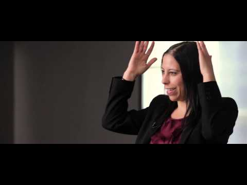 Just Be Yourself | Mary Michael | An Own The Room Two Minute Talk®