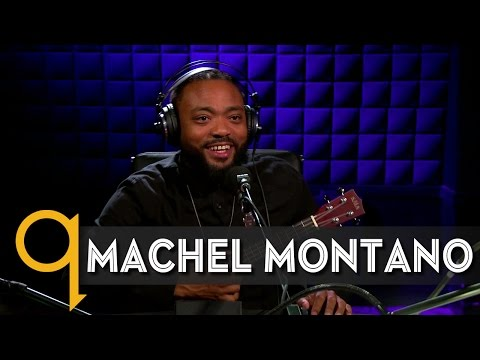 King of Soca Machel Montano in studio q