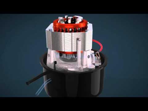 видео: Принцип работы холодильника с компрессором