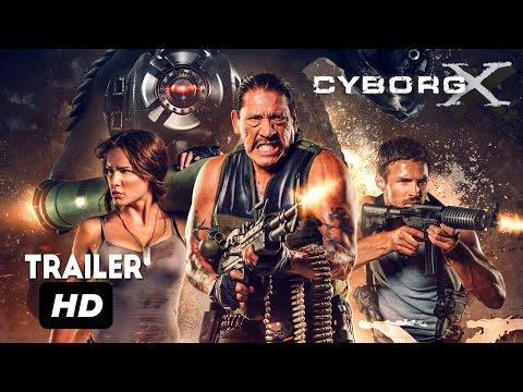 Cyborg X trailer