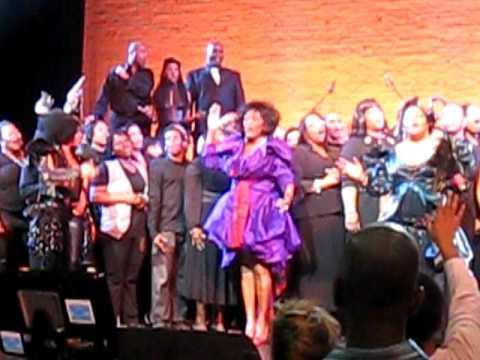 Labelle Reunion Apollo Theater 12/19/08
