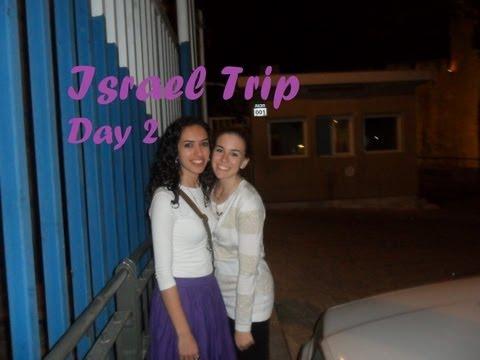 Ashdod Beach - Israel Trip (Day 2)