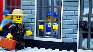 Lego police investigation