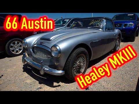 Copart Walk Around 8-11-2020 + 1966 Austin Healey 3000 MKIII