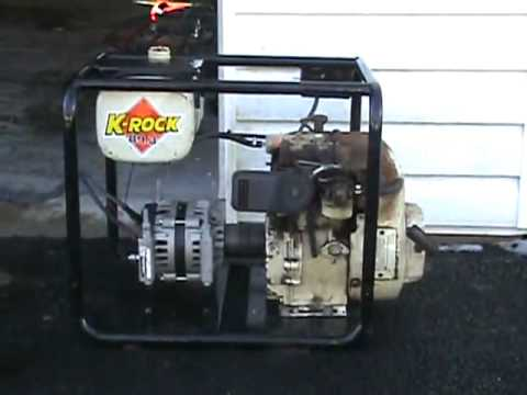 homemade generator. Beautiful Generator Homemade Generator 1500 Watts  Tronjon Power Generators To