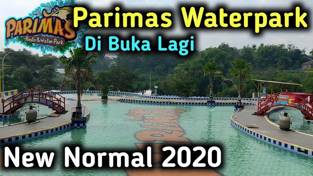 Parimas Waterpark Pacet Mojokerto New Normal 10